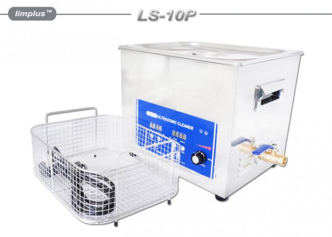 Digital Automatic 10L Ultrasonic Washer For Surgical Instruments