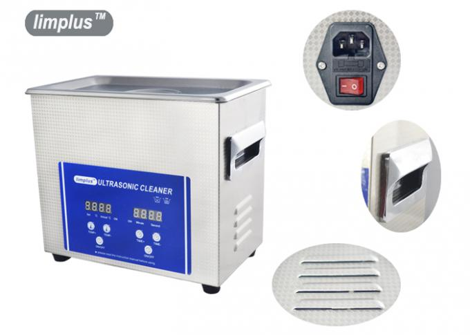Limplus 110v / 220v Tabletop Stainless Steel Ultrasonic Cleaner CE 3l To 30l