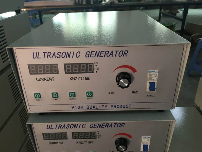 2000 Liter Huge Industrial Ultrasonic Cleaner For Aeroplane Components Degrease