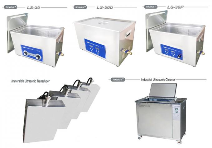 Limplus 15L Digital Ultrasonic Cleaner Sweep Function For Precision Elements , High Power