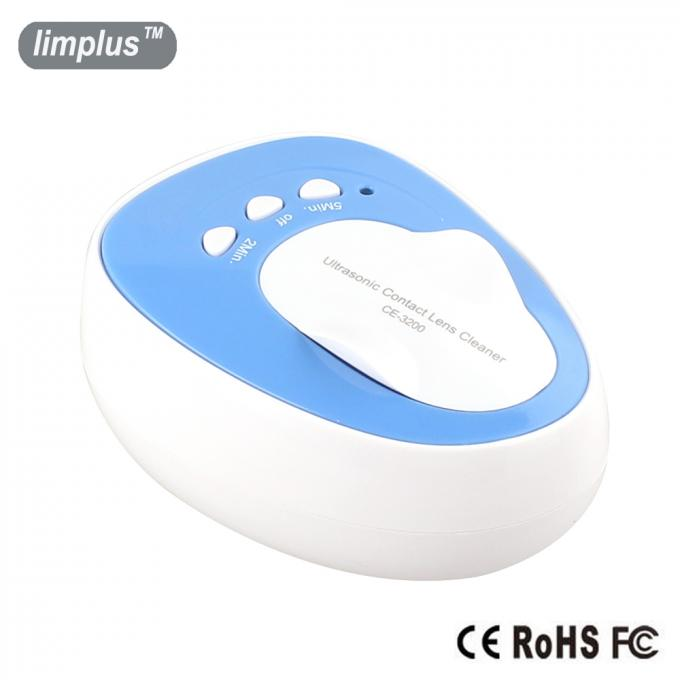 Professional Contact Lens 46kHz Table Top Ultrasonic Cleaner 4ml