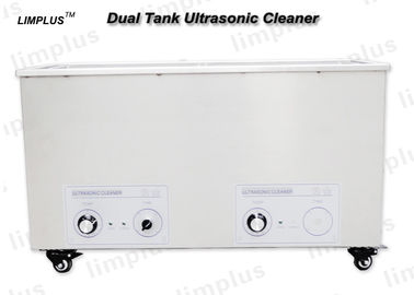 China 135L Industrial Ultrasonic Cleaning Systems Medical Instruments supplier