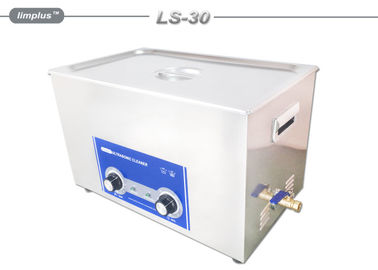 China 30L High Power Ultrasonic Cleaner , Portable Brass Ultrasonic Cleaner supplier