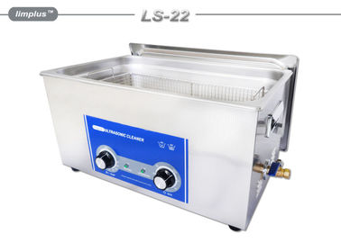 China Cavitation 480w Power Sonic Wave Ultrasonic Cleaner , Diesel Oil Clean Large Capacity Ultrasonic Cleaner supplier