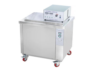 China 600W Industrial Ultrasonic Cleaning Systems For Brake Parts / Fuel Nozzles supplier
