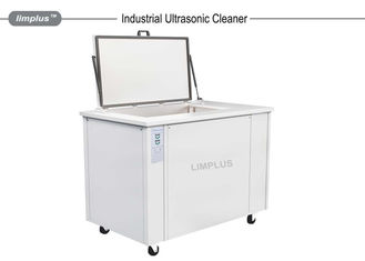 China Large Capacity Ultrasonic Cleaner Stainless Steel With Rinsing Tank supplier