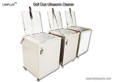 China 49L Ultrasonic Golf Club Cleaning Machine , Electric Golf Club Cleaner With Coins Unit supplier