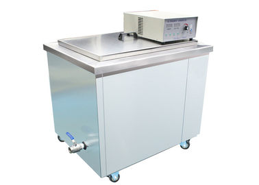 China Air Cooler / Car Parts Ultrasonic Cleaner Machine Remove Dust Oil 300liter supplier