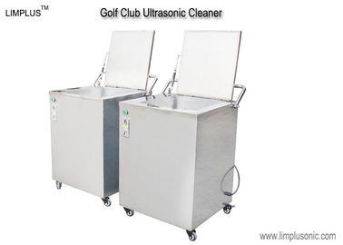 China Self - serviced Golf Club Ultrasonic Cleaner 5minutes Stop Each Coin Token supplier