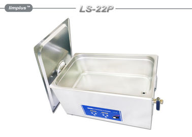 China 22 Liter Ultrasonic Cleaning Bath Digital Ultrasonic Cleaner For Kitchen supplier