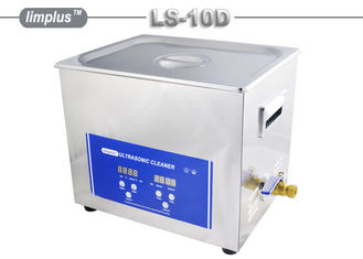 China Limplus Table Top professional ultrasonic cleaner stainless steel For Tattooist Procedures supplier