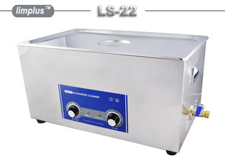 China Limplus 40kHz Gun Table Top Ultrasonic Cleaner With Heater Adjust supplier