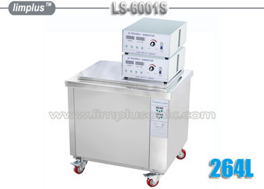 China Saw Blade Ultrasonic Cleaning Machine , Industrial Ultrasonic Cleaning Unit 264L supplier