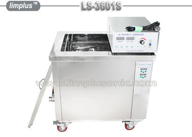 China LS -3601S Limplus Digtial Ultrasonic Cleaning System With Saw Blades Rack supplier