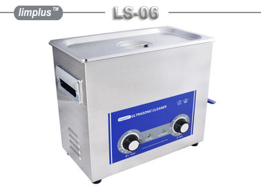 China LS - 06 40kHz ultrasonic brass cleaner / Ultrasonic Cleaning Bath Guns Parts supplier