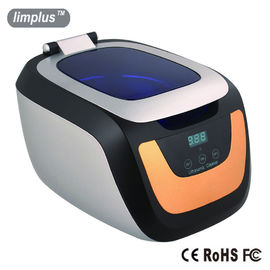 China 42kHz Household Digital Ultrasonic Cleaner For Jewelry Watch With 5 Cycles Timer supplier