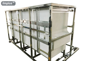 China 2000 Liter Huge Industrial Ultrasonic Cleaner For Aeroplane Components Degrease supplier