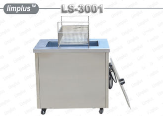 Industrial Heater Exchange Autoparts Ultrasonic Cleaner 28kHz With Filter System