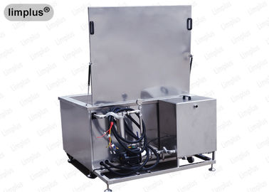 China 720L Industrial Diesel Injection Ultrasonic Cleaning Machine with Oil Filter System supplier