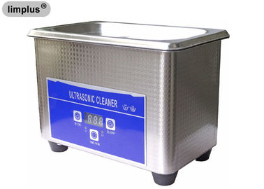 China Limplus Household Mini 800ml Benchtop Ultrasonic Cleaner Jewel Cleaning 42khz supplier