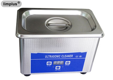 Limplus Household Mini 800ml Benchtop Ultrasonic Cleaner Jewel Cleaning 42khz