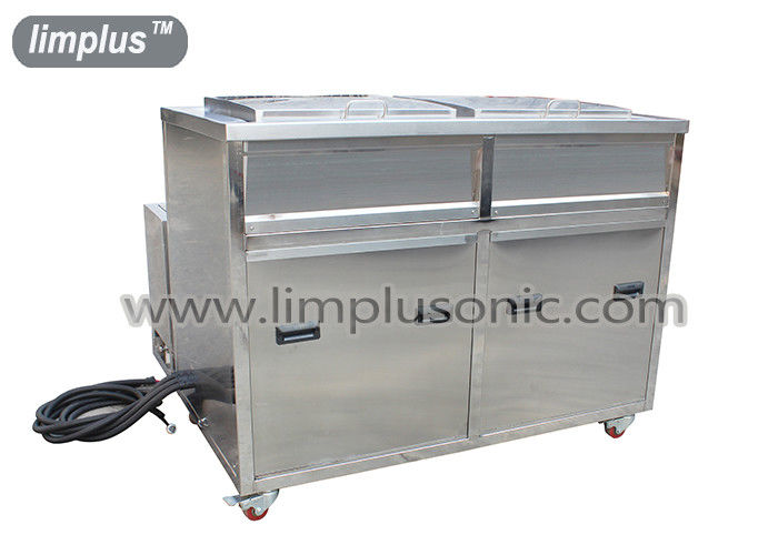 Marine Engine Parts ultrasonic cleaning machine With Oil Filter ...