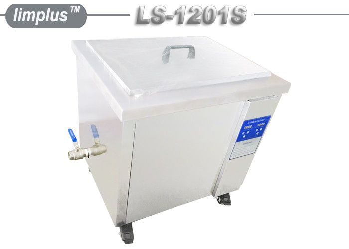 Saw Blade Ultrasonic Instrument Cleaner Dust Remover Contaminant With 40kHz Frequency
