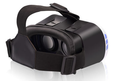 High refractive index lens 3D Virtual Reality Glasses with 3000Mah Rechargeable Battery