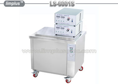 264Liter Large Industrial Ultrasonic Cleaning Bath For Plastic Moulds Washing