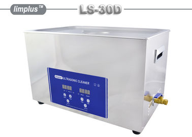 30 L digital Table Top Ultrasonic Cleaner For Electronic Circuit Board / Hardware Parts