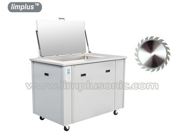 Limplus Custom Ultrasonic Cleaner For Saw Blades / Mills and Chisel Blocks