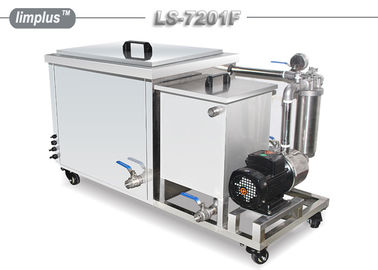 360 Liter 28kHz Limplus Industrial Ultrasonic Cleaner For Oil , Grease , Carbon Remove