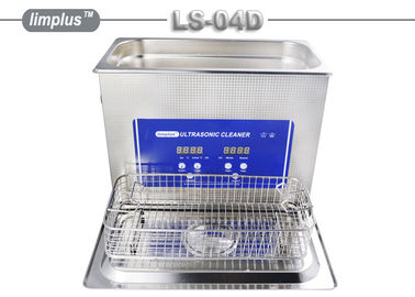 SUS304 4 Liter PCB Digital Ultrasonic Cleaner Bath Ultrasonic Washer