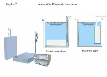 Immersible Ultrasonic Transducer