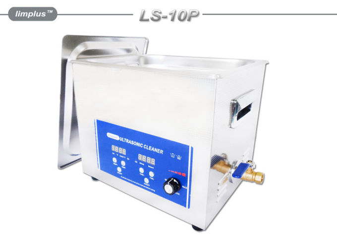 10L Dental Digital Ultrasonic Cleaner Surgical Instrument Cleaning With  Sweep Function