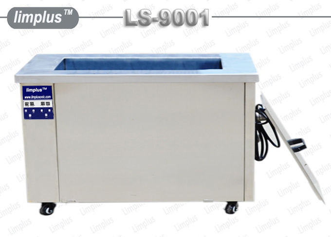 500L Car Parts Turbo Industrial Ultrasonic Cleaner Degrease 4500W Ultrasonic Power 40kHz